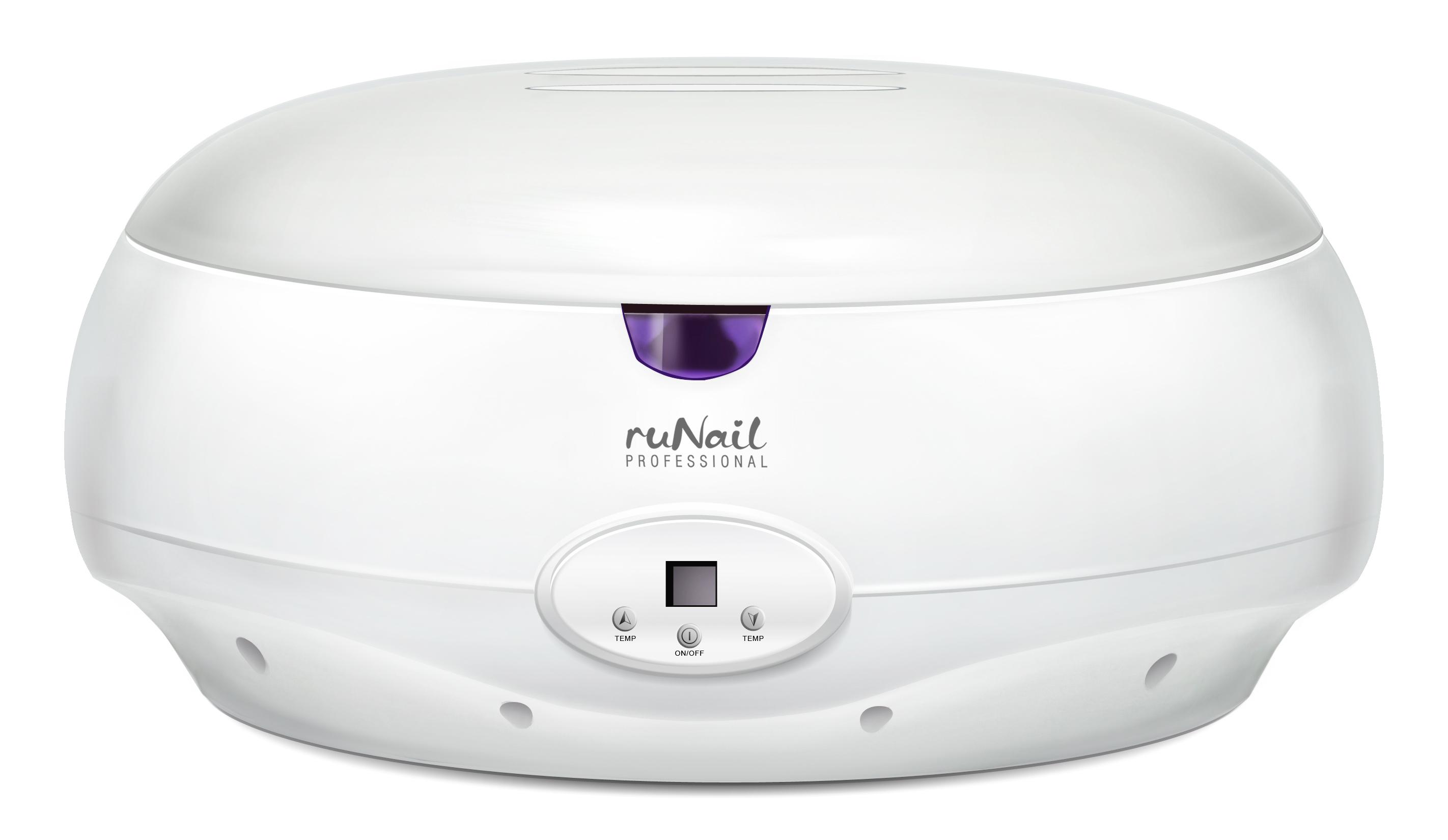 RuNail Ванна парафиновая с электронной панелью управления (3,5 л) -  Нагреватели парафина