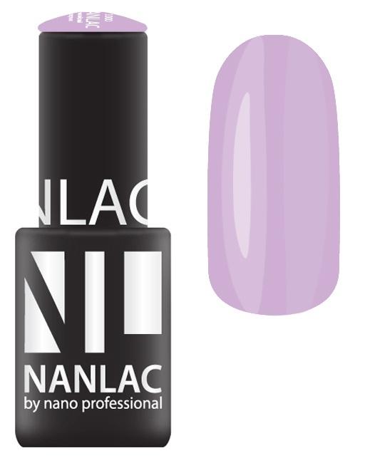 NANO PROFESSIONAL 2181 гель-лак для ногтей, опьянение страстью / NANLAC 6 мл