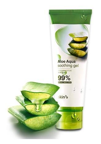 SKIN79 Гель универсальный с алоэ / Aloe Aqua Soothing Gel 100 г - Гели