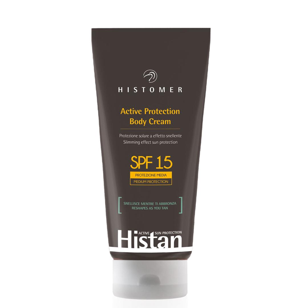 HISTOMER Крем-слимминг солнцезащитный для тела SPF15 / BODY CREAM HISTAN 200мл
