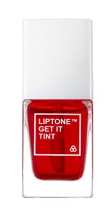 TONY MOLY Тинт для губ / Liptone Get It Tint Water Bar 04 Red   9,5