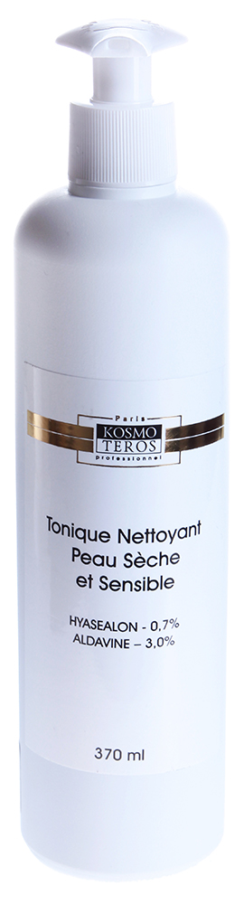 KOSMOTEROS PROFESSIONAL PARIS Тоник очищающий для сухой и чувствительной кожи 370мл