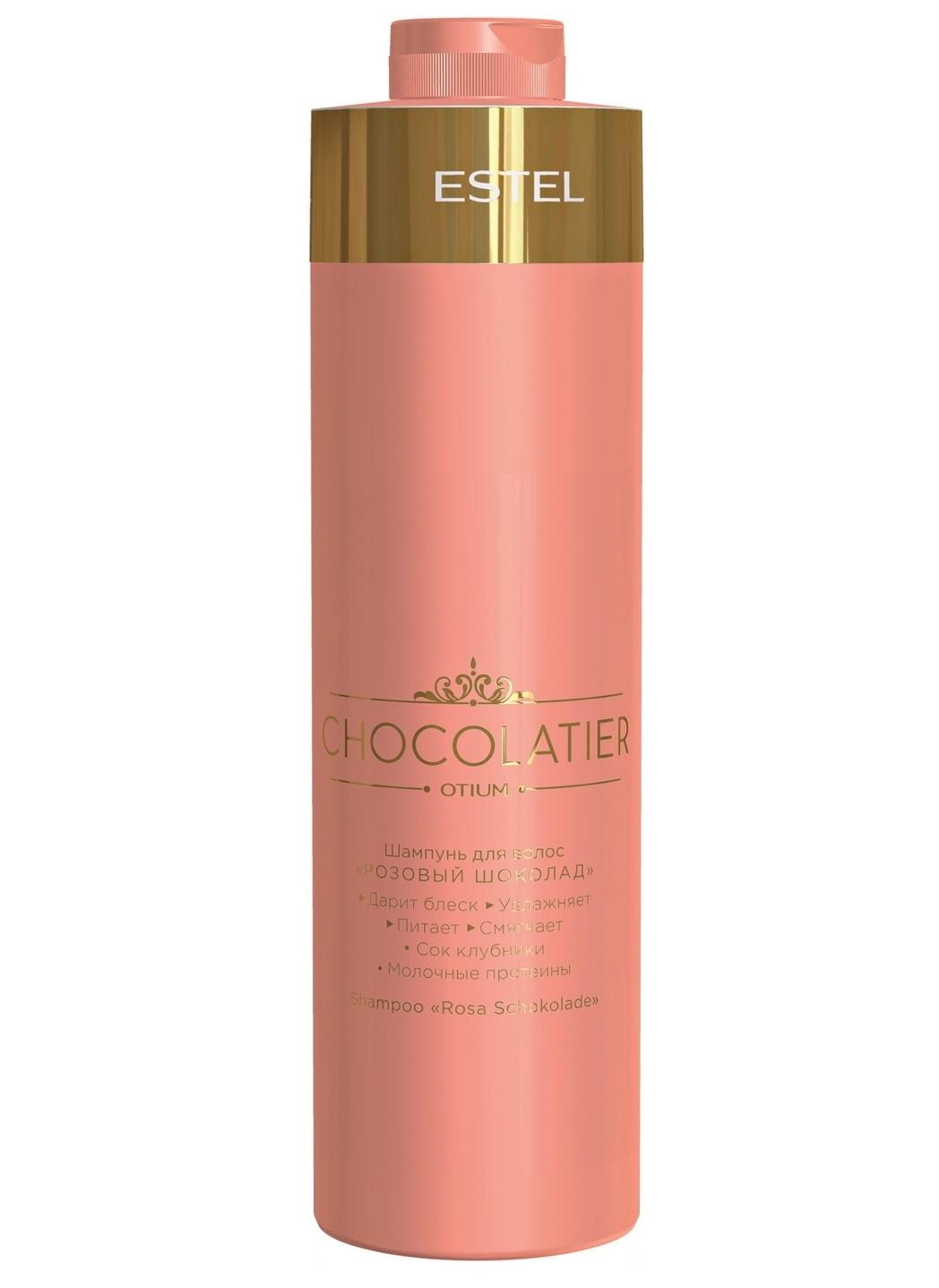 ESTEL PROFESSIONAL Шампунь для волос Розовый шоколад / CHOCOLATIER 1000 мл