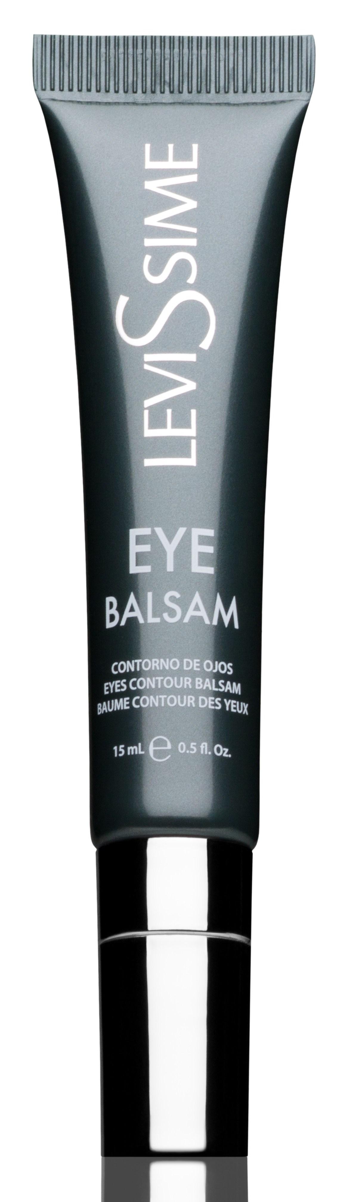 LEVISSIME Бальзам с керамическим аппликатором для глаз Мгновенное преображение / Eye Balsam 15 мл - Бальзамы