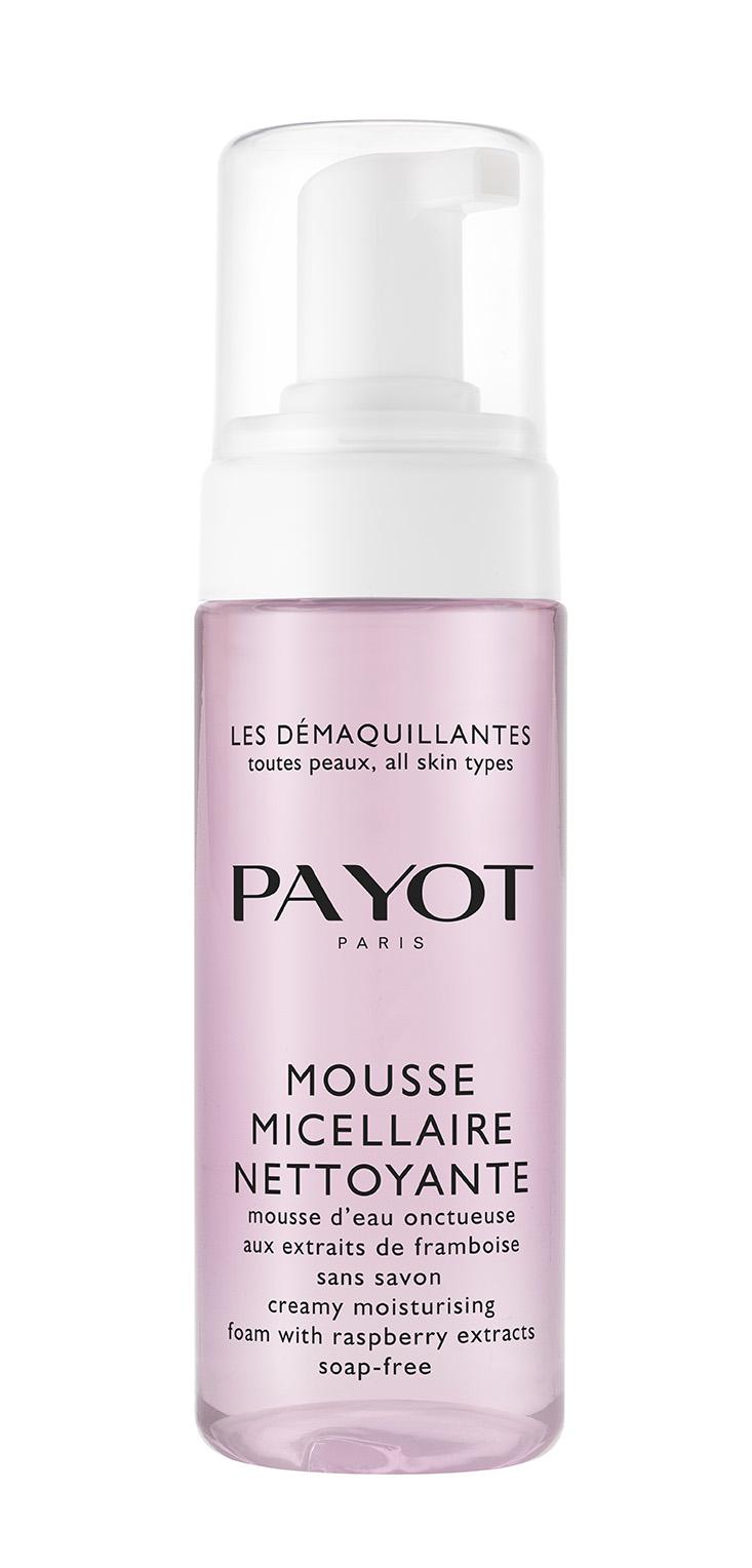 PAYOT Пенка очищающая мицеллярная для всех типов кожи / LES DEMAQUILLANTES 150 мл