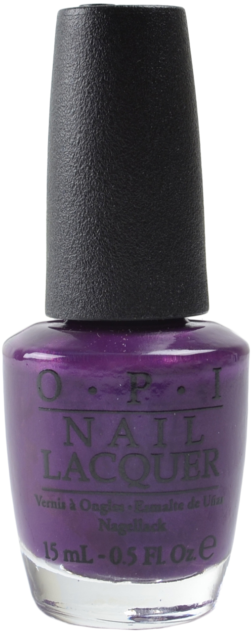 OPI Лак для ногтей Kiss I Carol About You / HOLIDAY 15мл