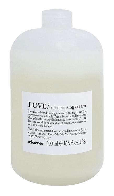 Фото DAVINES SPA Пенка очищающая для усиления завитка / Essential LOVE CURL cleansing cream 500 мл