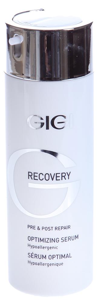 GIGI Сыворотка оптимизирующая / Optimizing Serum RECOVERY 30млСыворотки<br>Сыворотка для кожи лица. Для любой кожи, в том числе склонной к аллергиям. Восстанавливает, заживляет, увлажняет, питает, нормализует баланс, витаминизирует, снижает воспаление и раздражение. Тип кожи лица: все типы Зона нанесения средства: кожа лица Проблемы кожи лица: раздраженная<br>