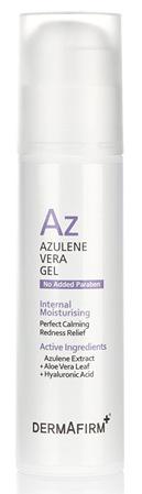Купить DERMAFIRM Гель с азуленом для лица / Azulene Vera Gel 100 мл