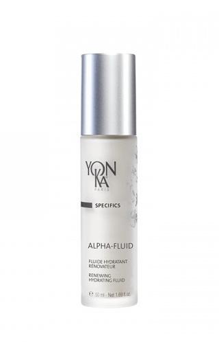 YON KA Крем обновляющий с фруктовыми кислотами для лица / SPECIFICS Alpha-fluid, 50 мл yon ka спрей для защиты от солнца spf20 solar care 150мл