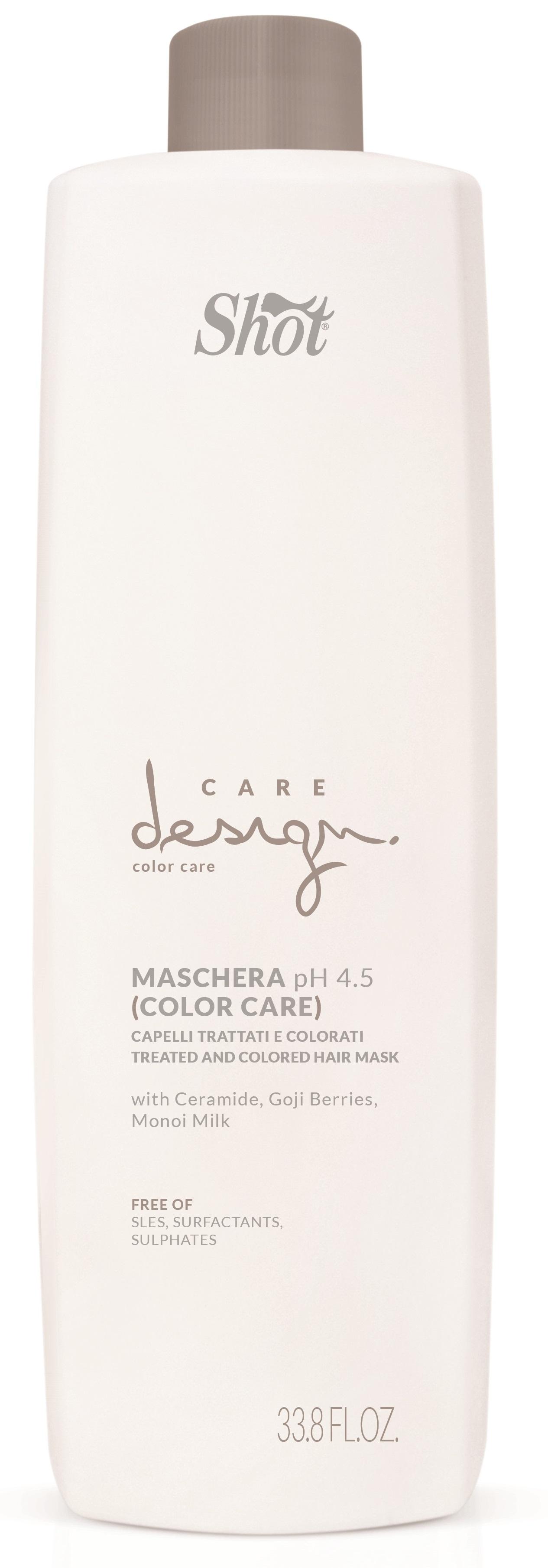 Купить SHOT Маска для окрашенных волос / Care Design 1000 мл
