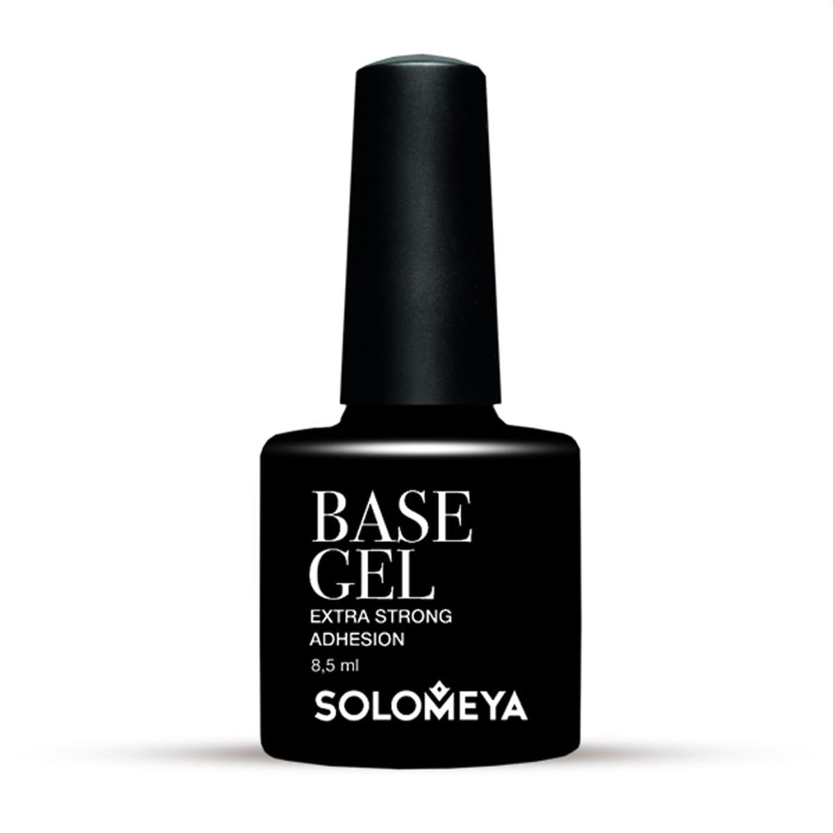 SOLOMEYA Гель базовый / Base Gel SBG 8,5 мл - Базовые покрытия
