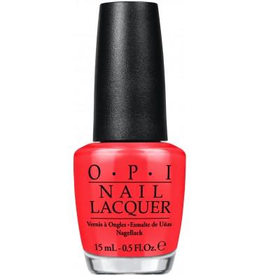 OPI Лак для ногтей Aloha from OPI / Hawaii Collection 15млЛаки<br>Aloha from OPI - коралловый &amp;#40;крем&amp;#41;.<br><br>Цвет: Красные<br>Виды лака: Глянцевые