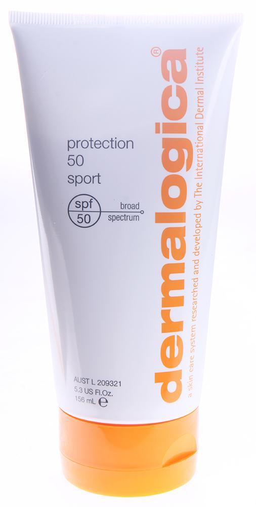 DERMALOGICA Крем солнцезащитный SPF50 / Protection 50 Sport DAYLIGHT DEFENSE SYSTEM 156млКремы<br>Продукт обеспечивает защиту широкого спектра. Входящие в состав продукта Микросферы олеосомы способствуют увеличению солнцезащитного фактора (Spf) и предупреждают потерю влаги. Антиоксиданты нейтрализуют свободные радикалы и способствуют защите кожи. Продукт обладает нелипкой, легкой, комфортной для кожи текстурой. Способ применения: ежедневно, используйте продукт для кожи лица и тела, чтобы обеспечить защиту кожи от солнечных лучей круглый год. Нанесите продукт обильно и равномерно распределите по коже, желательно за 15 минут до выхода на солнце. Особое внимание уделите открытым участкам кожи, таким как руки. Для обеспечения непрерывной защиты используйте продукт регулярно и повторяйте нанесение после пребывания в воде и занятий спортом. Ежедневно, независимо от погоды, используйте продукты с SPF для защиты вашей кожи от преждевременного старения, вызванного солнечным воздействием.<br><br>Защита от солнца: None<br>Назначение: Старение