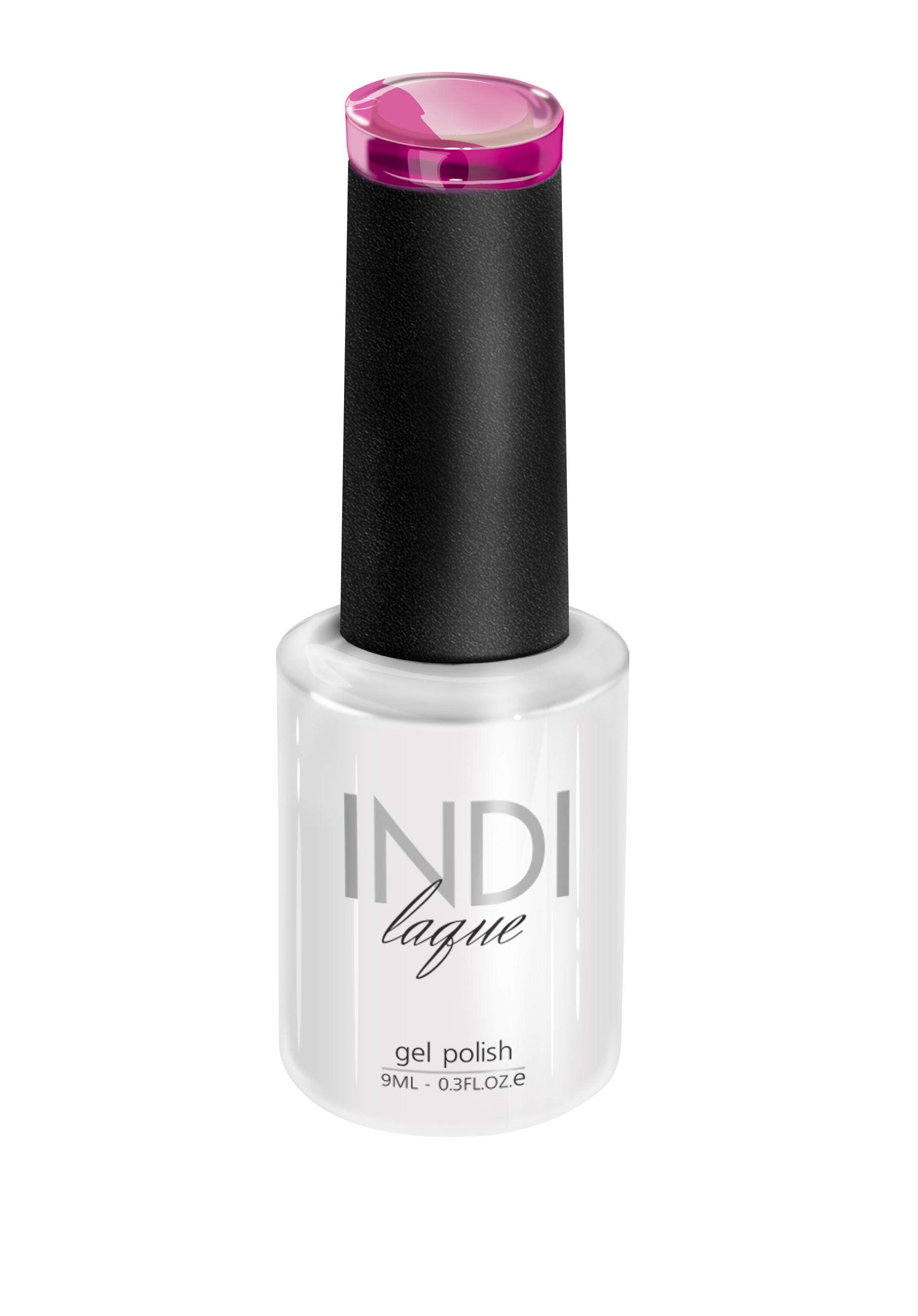 RuNail 3065 гель-лак классический для ногтей / INDI laque 9 мл