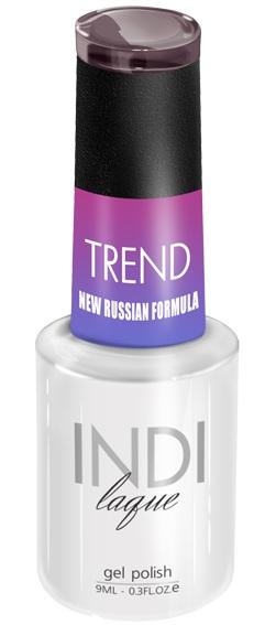 Купить RuNail 5026 гель-лак для ногтей / INDI laque Trend 9 мл, Черные