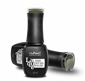 RuNail Гель-лак Дождливый день / Laque 12мл runail дизайн для ногтей слюда 0336