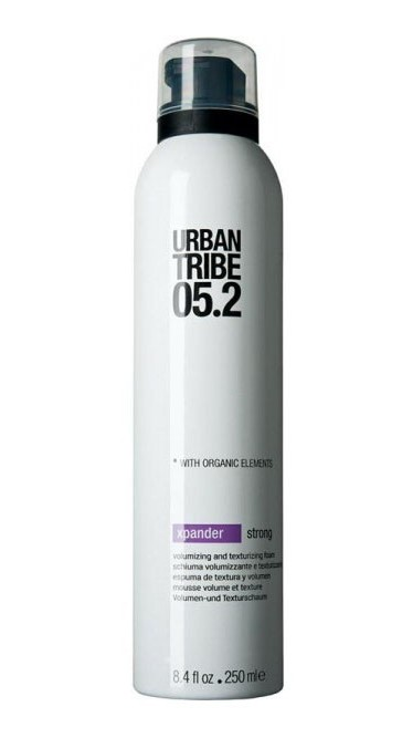 URBAN TRIBE Пенка сильной фиксации для объема 05.2 / Xpander Strong 250мл