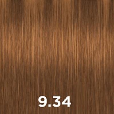 CUTRIN 9.34 крем-краска для волос очень светлая золотая медь / AURORA 60 мл.