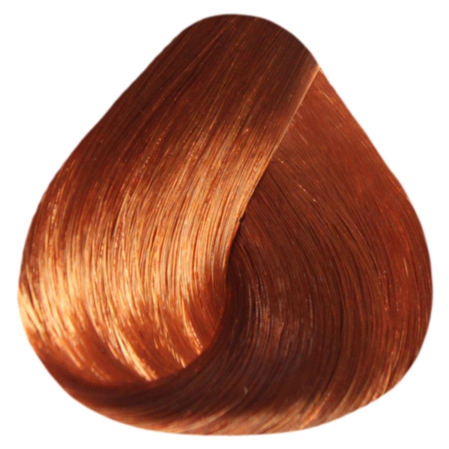 ESTEL PROFESSIONAL 7/44 краска д/волос / DE LUXE SENSE 60млКраски<br>7/44 русый медный интенсивный Разнообразие палитры оттенков SENSE DE LUXE позволяет играть и варьировать цветом, усиливая естественную красоту волос, создавать яркие оттенки. Волосы приобретут великолепный блеск, мягкость и шелковистость. Новые возможности для мастера, истинное наслаждение для вашего клиента. Полуперманентная крем-краска для волос не содержит аммиак. Окрашивает волосы тон в тон. Придает глубину натуральному цвету волос, насыщает их блеском и сиянием. Выравнивает цвет волос по всей длине. Легко смешивается, обладает мягкой, эластичной консистенцией и приятным запахом, экономична в использовании. Масло авокадо, пантенол и экстракт оливы обеспечивают глубокое питание и увлажнение, кератиновый комплекс восстанавливает структуру и природную эластичность волос, сохраняет естественный гидробаланс кожи головы. Палитра цветов: 68 тонов. Цифровое обозначение тонов в палитре: Х/хх   первая цифра   уровень глубины тона х/Хх   вторая цифра   основной цветовой нюанс х/хХ   третья цифра   дополнительный цветовой нюанс Рекомендуемый расход крем-краски для волос средней густоты и длиной до 15 см   60 г (туба). Способ применения: ОКРАШИВАНИЕ Рекомендуемые соотношения Для темных оттенков 1-7 уровней и тонов EXTRA RED: 1 часть крем-краски SENSE DE LUXE + 2 части 3% оксигента DE LUXE Для светлых оттенков 8-10 уровней: 1 часть крем-краски ESTEL SENSE DE LUXE + 2 части 1,5% активатора DE LUXE. КОРРЕКТОРЫ /CORRECTOR/ 0/00N   /Нейтральный/ бесцветный безамиачный крем. Применяется для получения промежуточных оттенков по цветовому ряду. 0/66, 0/55, 0/44, 0/33, 0/22, 0/11   цветные корректоры. С помощью цветных корректоров можно усилить яркость, интенсивность цвета, или нейтрализовать нежелательный цветовой нюанс. Рекомендуемое количество корректоров: 1 г = 2 см На 30 г крем-краски (оттенки основной палитры): 10/Х   1-2 см 9/Х   2-3 см 8/Х   3-4 см 7/Х   4-5 см 6/Х   5-6 см 5/Х   6-7 см 4/Х   7-8 см 3/Х   8-9