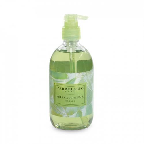 LERBOLARIO Пенка очищающая с ароматом листьев 500 мл