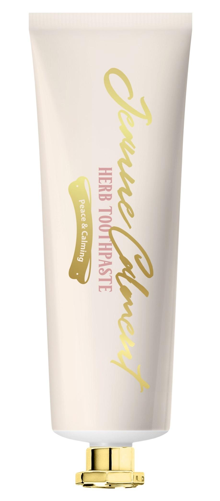 Купить EVAS Паста зубная для чувствительных зубов / Jeanne Calment Herb Toothpaste Peace & Calming 80 г