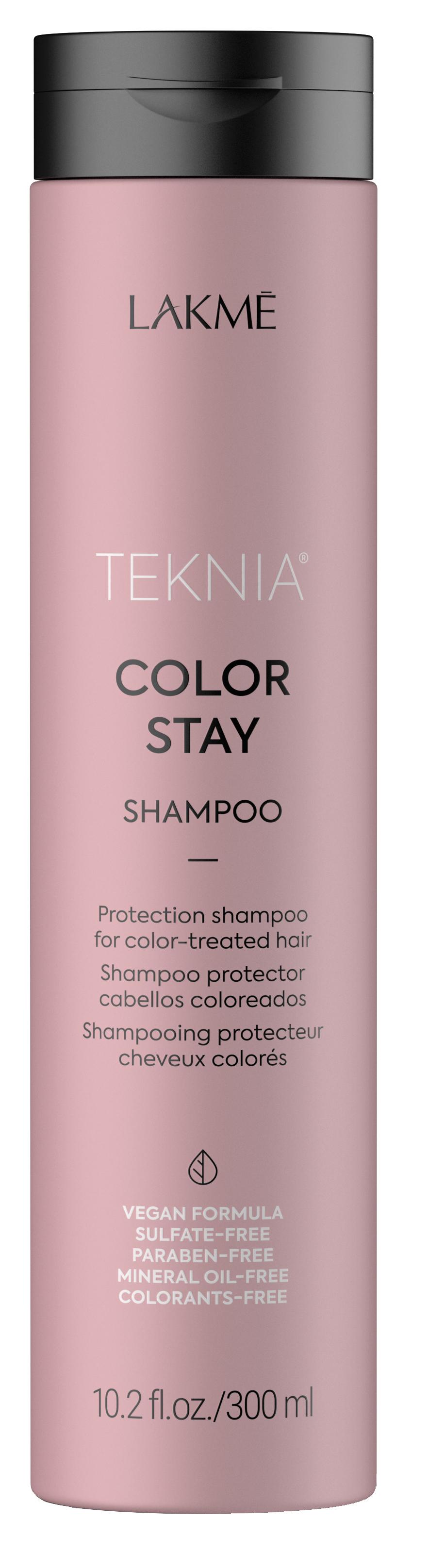 Купить LAKME Шампунь бессульфатный для защиты цвета окрашенных волос / COLOR STAY SHAMPOO 300 мл