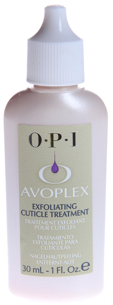 OPI Антикутикула Авоплекс / Exfoliating Cuticle Treatment AVOPLEX 30мл