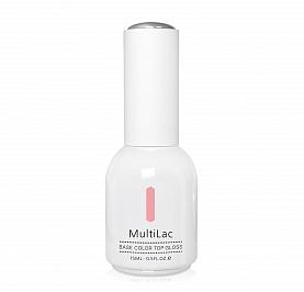 Купить RuNail 2317 гель-лак для ногтей / MultiLac 15 мл, Розовые