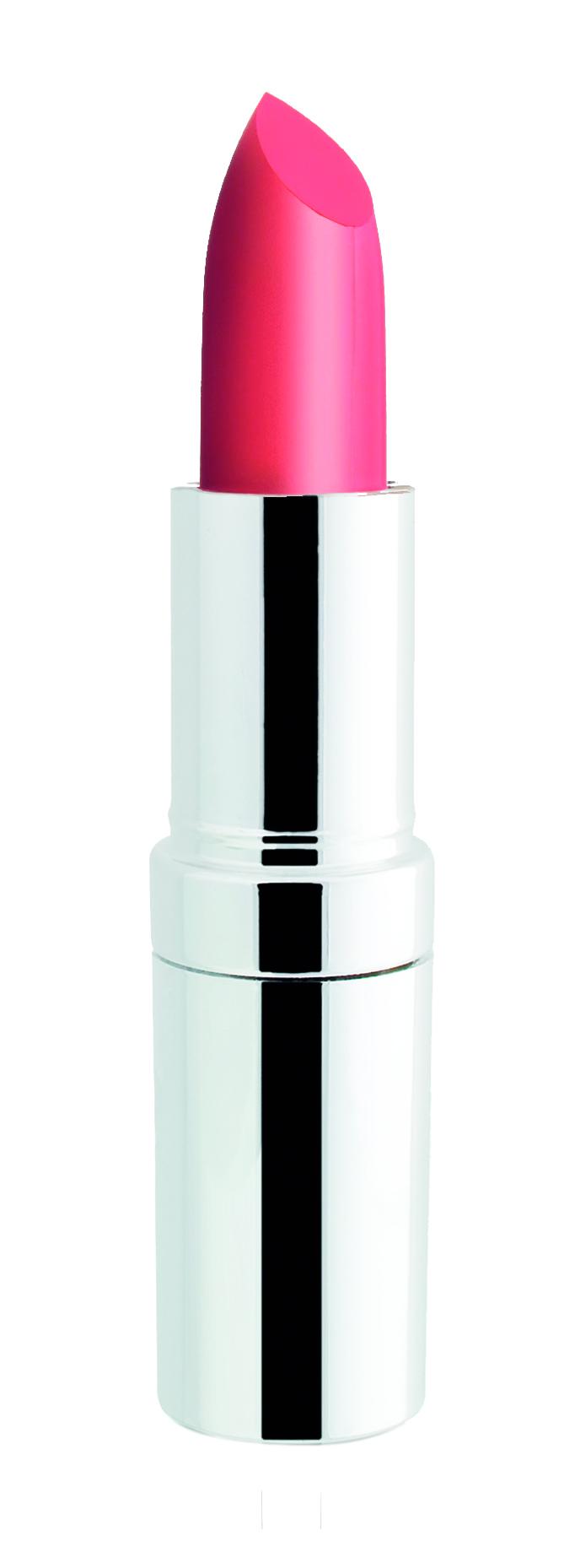 SEVENTEEN Помада губная устойчивая матовая SPF 15, 25 пастельный розовый / Matte Lasting Lipstick 5 г