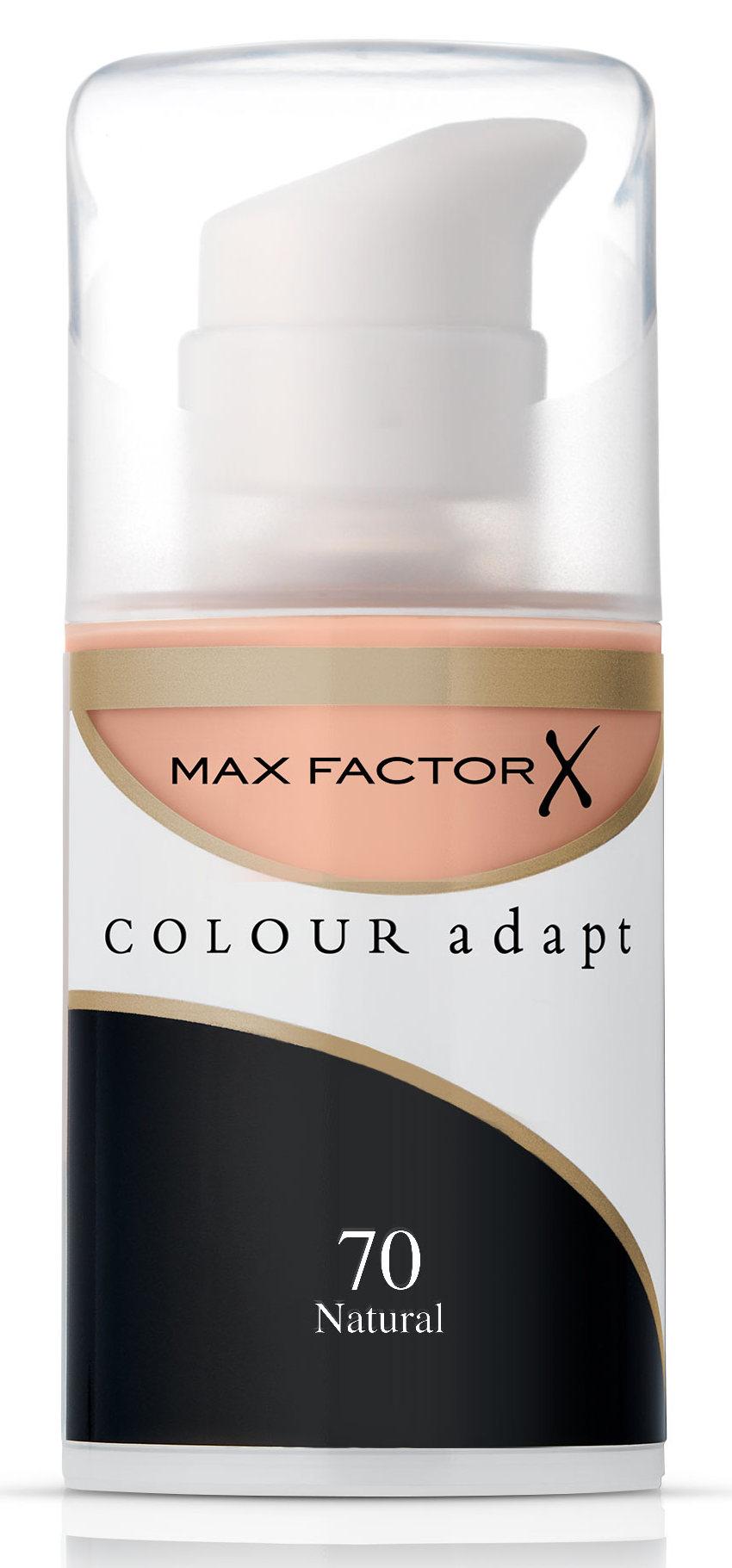 MAX FACTOR Крем тональный 70 / Colour Adapt - Тональные основы