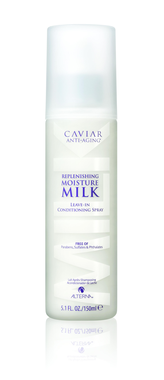 ALTERNA Молочко интенсивно увлажняющее для волос / Anti-aging Replenishing Moisture Milk CAVIAR 150 мл