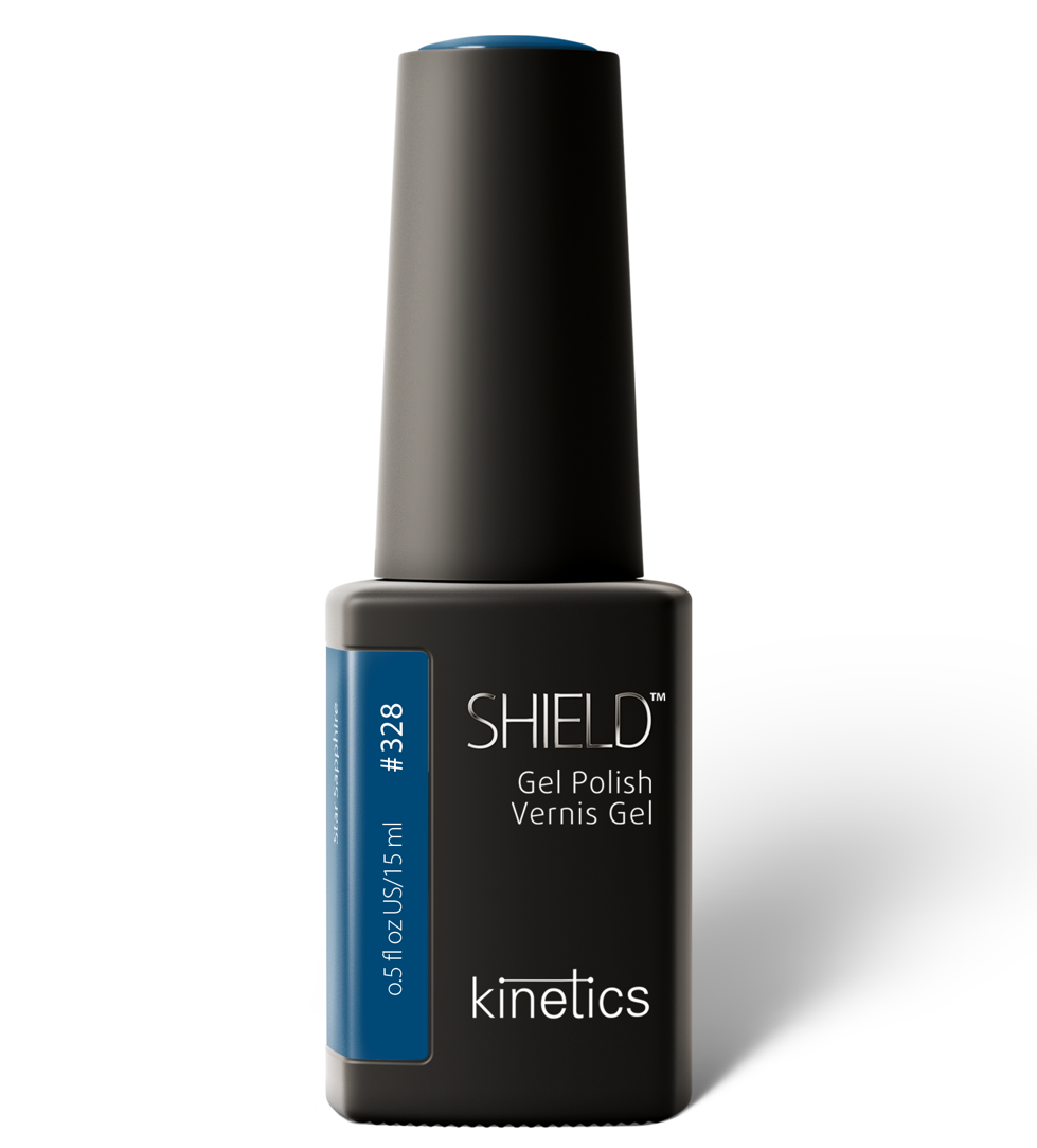 KINETICS 328N гель-лак для ногтей / SHIELD 15 мл