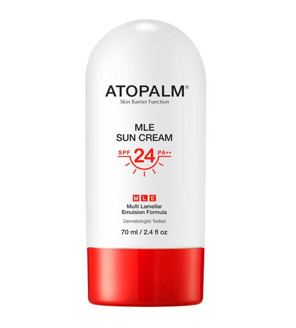 ATOPALM ���� �������������� � ������������ ��������� SPF24+ 70��