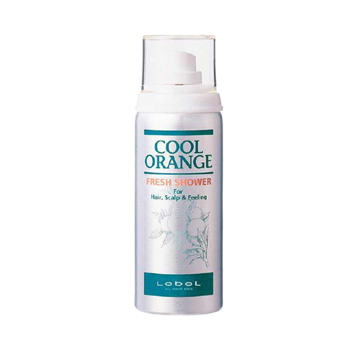 Купить LEBEL Освежитель для волос и кожи головы / COOL ORANGE 75 мл