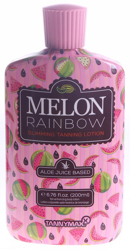 TANNYMAXX �������� ��� ���� / Melon Rainbow Slimming Tanning Lotion 6-th SENSE 200��