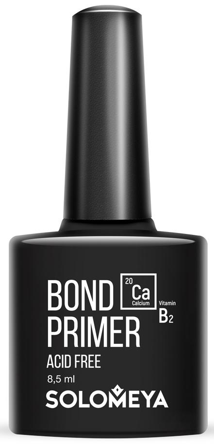 SOLOMEYA Праймер безкислотный / Bond & Primer 8,5 мл