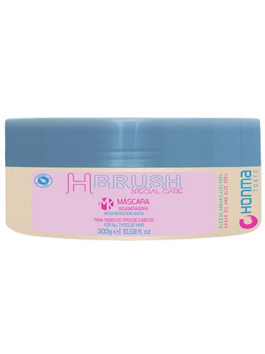 Купить HONMA TOKYO Маска для продления эффекта гладкости волос после процедуры ботокса / H-brush Botox Capilar Home Care 300 мл