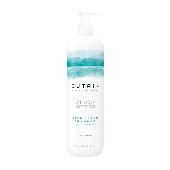 Купить CUTRIN Шампунь для глубокого очищения / AINOA DEEP CLEAN 1000 мл