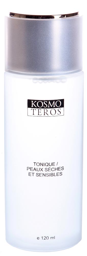 KOSMOTEROS PROFESSIONNEL Тоник очищающий для сухой и чувствительной кожи 120мл