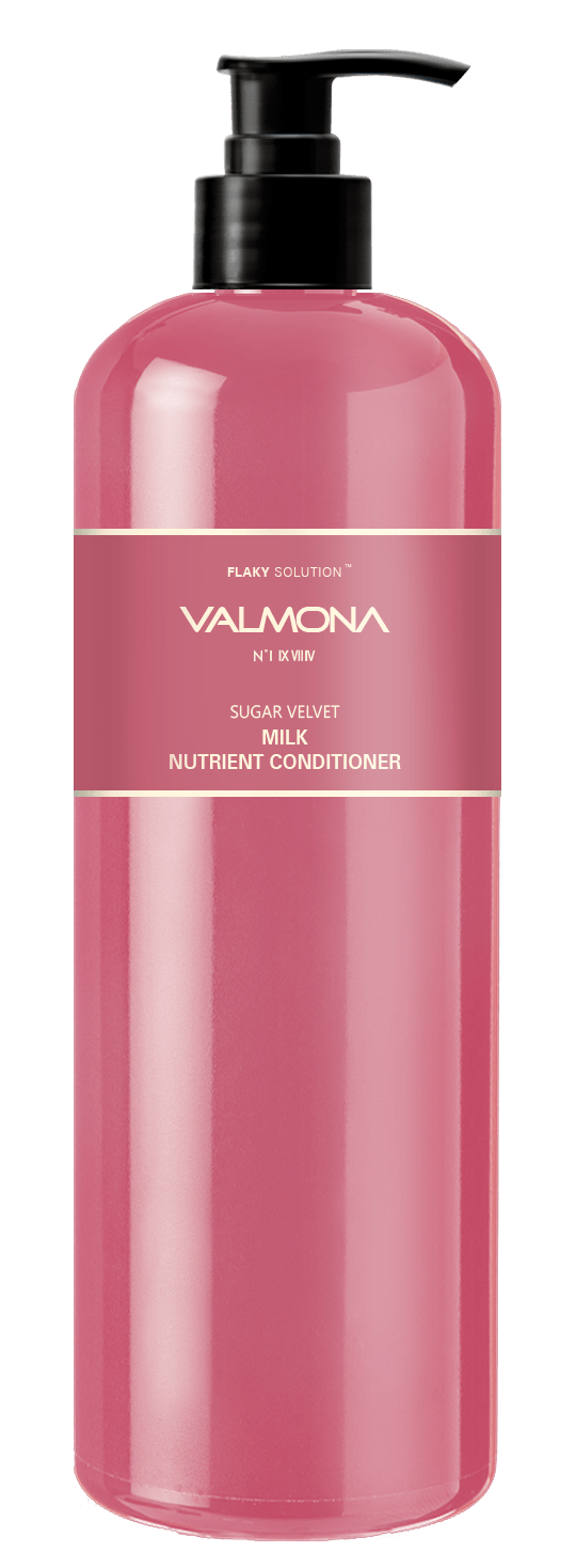 Купить EVAS Кондиционер для волос Ягоды / VALMONA Sugar Velvet Milk Nutrient Conditioner 480 мл