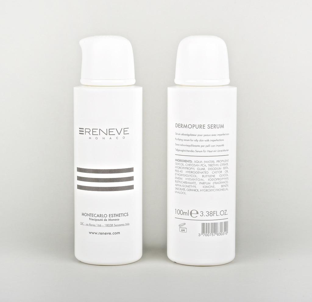 RENEVE Сыворотка очищающая для жирной и проблемной кожи / DERMOPURE SERUM 100мл
