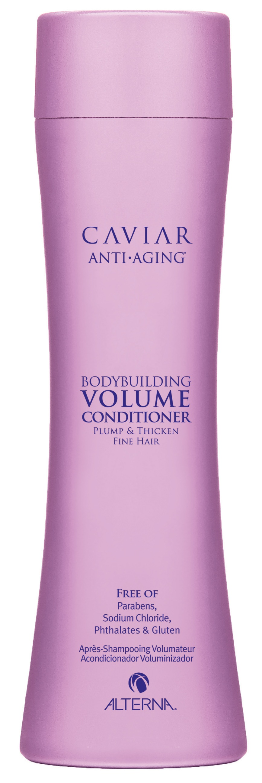 "ALTERNA Кондиционер для объема с морским шелком / Caviar Anti-aging Bodybuilding Volume Conditioner 250 мл alterna спрей ""абсолютная термозащита"" caviar anti aging perfect iron spray 122ml"