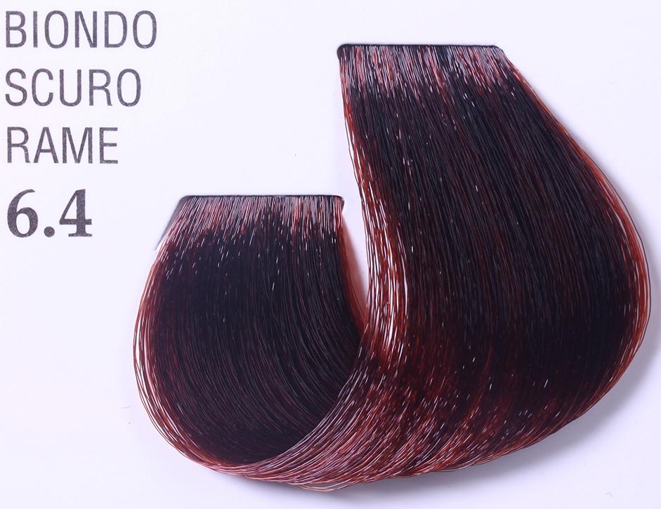 BAREX 6.4 краска для волос / JOC COLOR 100млКраски<br>Оттенок: Темный блондин медный. Стойкая перманентная крем-краска для волос на основе растительных экстрактов обеспечивает глубокое стойкое окрашивание и 100% окрашивание седых волос. Защищает структуру волоса по всей длине, придает волосам блеск и шелковистость, защищает от воздействия солнечных лучей. Кремообразная консистенция краски удобна в работе и хорошо распределяется по всей длине волос. Тюбик содержит 100 мл краски, рассчитанный на 2 процедуры окрашивания волос средней длины или на 4 процедуры тонирования&amp;nbsp; Способ применения:&amp;nbsp;Для полного окрашивания смешайте 50 мл (половину упаковки) крема краски Joc Color&amp;nbsp;с 75 мл соответствующего оксигента JOC Color Line. В результате&amp;nbsp; получится 125 мл продукта, способного полностью окрасить значительное количество волос. Оксигент JOC Color Line содержит особые вещества растительного происхождения, активизирующиеся в момент нанесения смеси, эти вещества способствуют глубокому восстановлению структуры волос, обеспечивая однородный, сияющий цвет. Примечание:&amp;nbsp;специальная формула крема краски JOC Color Line позволяет использовать его в разбавленном 1:1 виде, т.е. крем краска и окисляющая эмульсия смешиваются в равных пропорциях. Это усиливает мощность покрытия седых волос, делает более интенсивным выбранный нюанс, придавая волосу блеск. Выбор оксигента и время выдержки. Оксигент Окончательный результат Время воздействия &amp;nbsp;&amp;nbsp;Оксигент с эффектом блеска 3% для окрашивания ТОН в ТОН 20-25 мин &amp;nbsp;&amp;nbsp;Оксигент с эффектом блеска 6% для обесцвеченных волос для окрашивания и осветления на 1 тон 15-25 мин 35-40 мин &amp;nbsp;Оксигент с эффектом блеска 9%&amp;nbsp;&amp;nbsp; для окрашивания и осветления на 2 - 2,5 тона для выделения нюанса для работы с серией  Платина&amp;nbsp; 35-40 мин 35-40 мин 35-40 мин Оксигент с эффектом блеска 12% для осветления на 3 тона и выше для работы с Суперосветляющей серией для раб