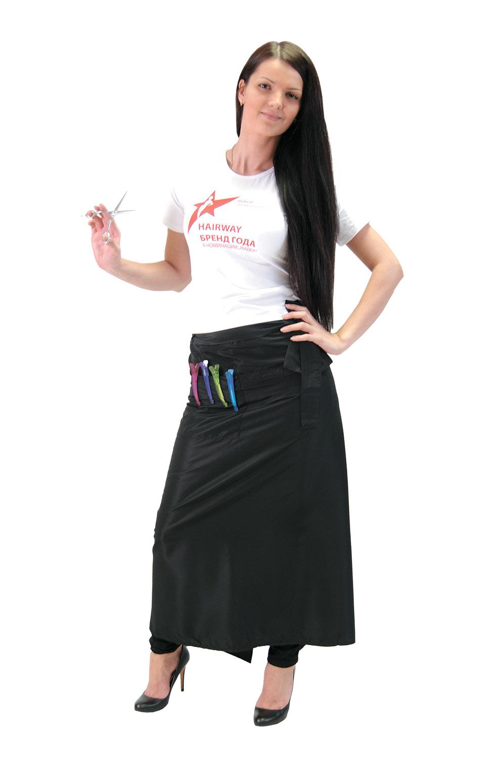 HAIRWAY Фартук-юбка MF черный