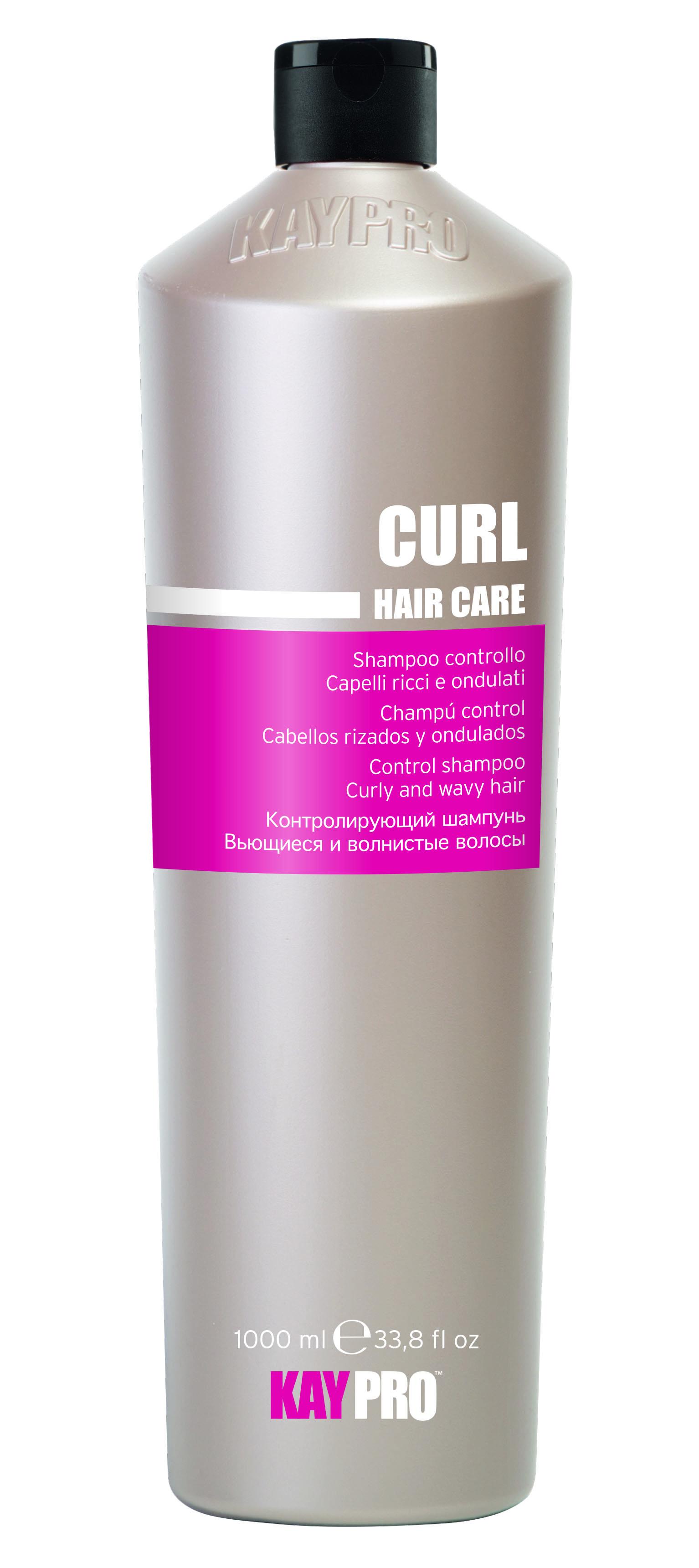KAYPRO Шампунь контролирующий завиток / KAYPRO 1000млШампуни<br>ШАМПУНЬ ДЛЯ ВЬЮЩИХСЯ И ВОЛНИСТЫХ ВОЛОС. Формула с мёдом и витаминным комплексом деликатно очищает вьющиеся и волнистые волосы, увлажняет их и придает эластичность. Оказывает дисциплинирующее действие, гарантируя контроль и форму, обволакивая волос защитной пленкой придающей блеск. Активные ингредиенты: экстракт мёда и витаминный комплекс. Способ применения: нанести на влажные волосы, помассировать, после чего смыть водой.<br><br>Объем: 1000 мл<br>Типы волос: Кудрявые