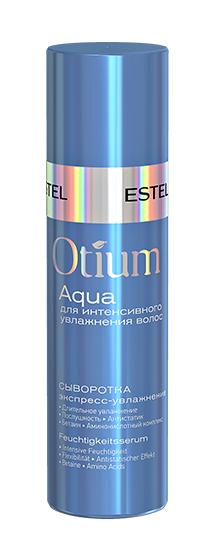 ESTEL PROFESSIONAL Сыворотка для волос Экспресс-увлажнение / OTIUM AQUA 100 мл