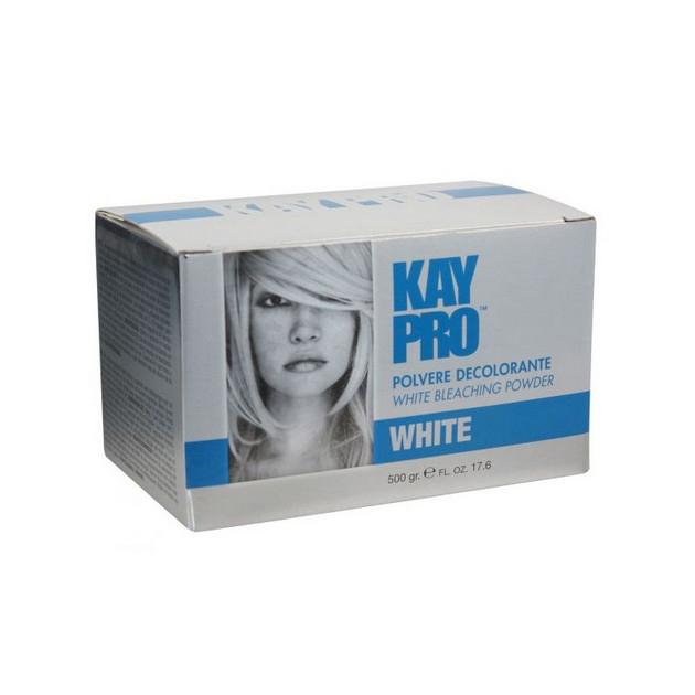 KAYPRO Порошок обесцвечивающий белый / KAY PRO 500гр
