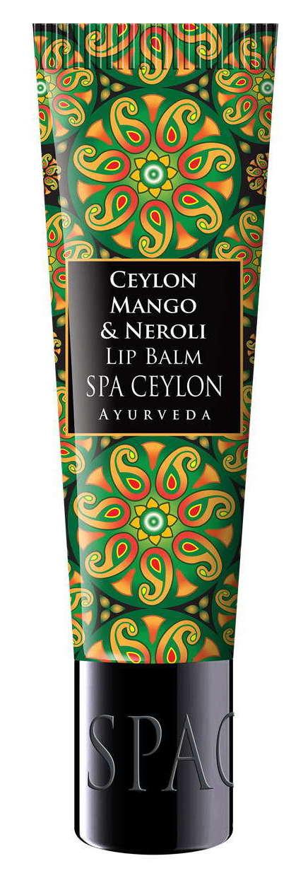 Купить SPA CEYLON Бальзам питательный для губ Цейлонский манго и нероли 12 г