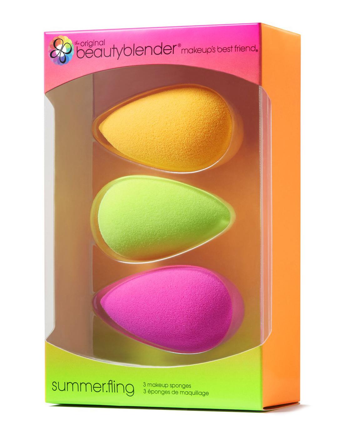 BEAUTYBLENDER Набор Beautyblender summer.fling от Галерея Косметики